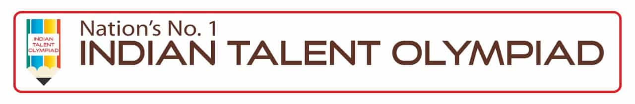 INDIAN TALENT OLYMPIAD LOGO