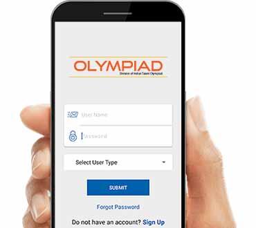 Online Olympiad Test