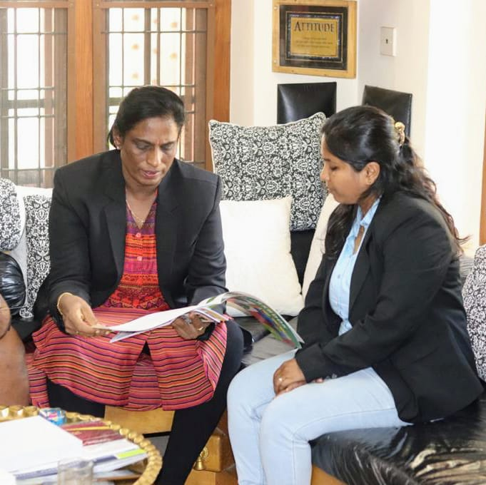 uploads/Olympiad-functions-and-Organization/P. T. Usha Ma'am In Discussion.jpg