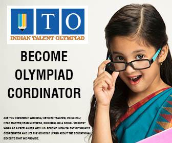 Become Olympiad Coordinator