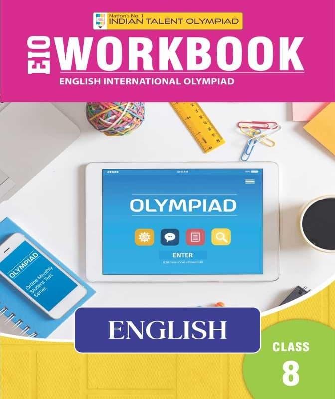 EIO English Olympiad Class 8