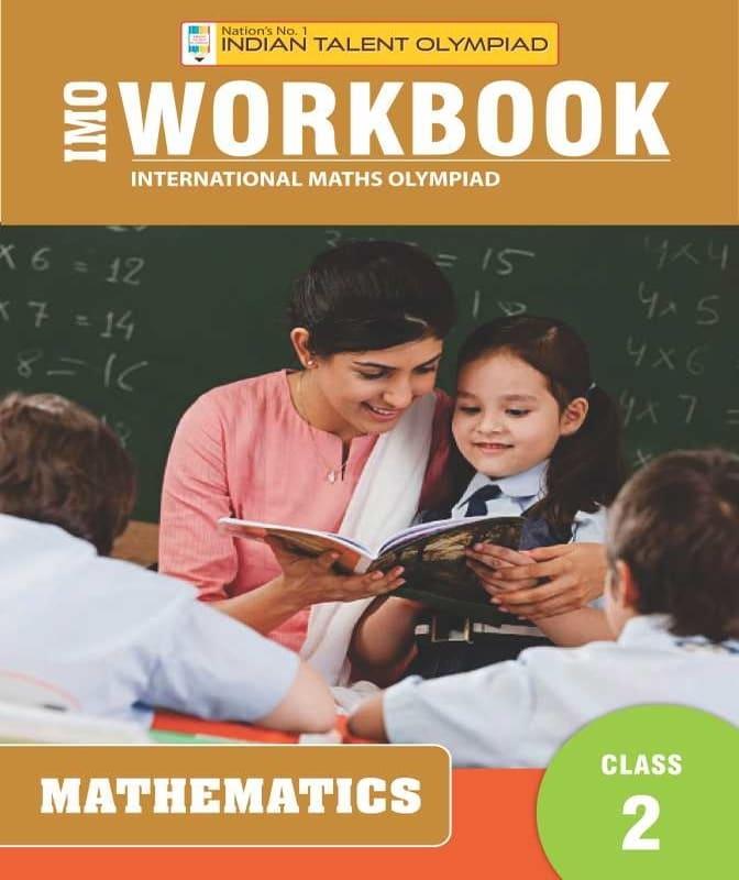 IMO Maths Olympiad Class 2