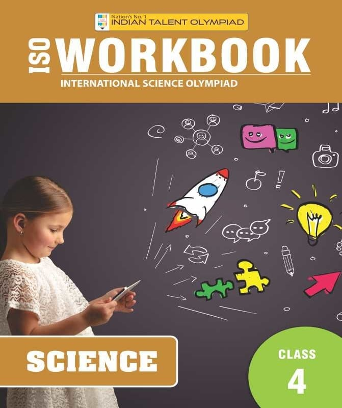 ISO Science Olympiad Class 4