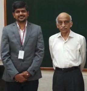 ISRO Chairman Appreciates Indian Talent Olympiad