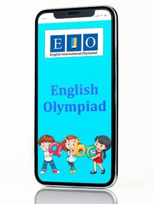 English Olympiad Mobile Image