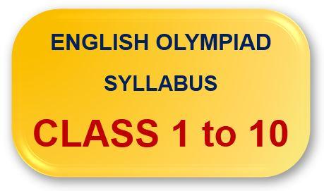 English Olympiad Syllabus Button