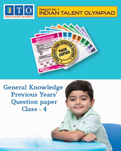 GK Privious Year Question Paper Class 4