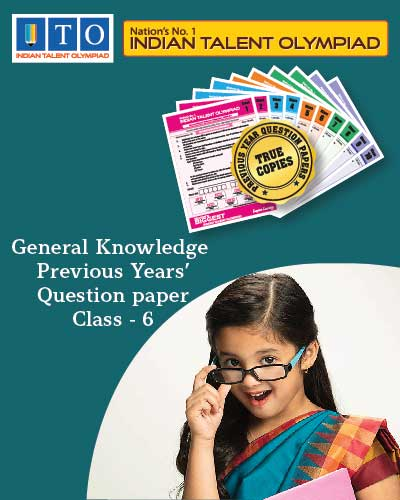 GK Privious Year Question Paper Class 6