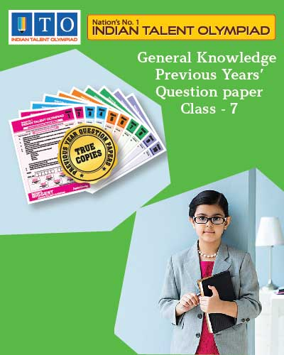 GK Privious Year Question Paper Class 7