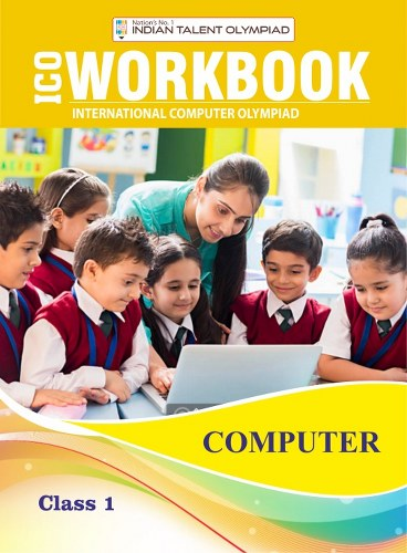 Indian Talent Olympiad Computer Olympiad Book For Class 1