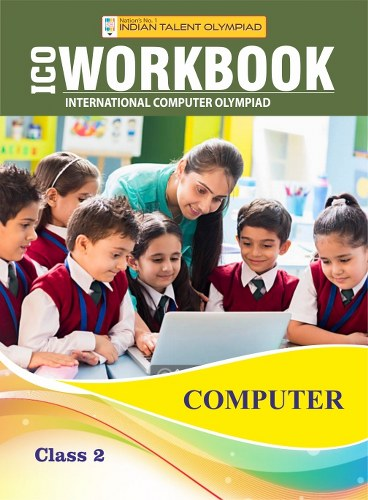 Indian Talent Olympiad Computer Olympiad Book For Class 2