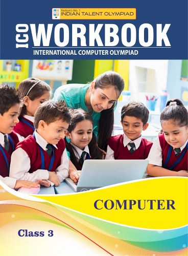 Indian Talent Olympiad Computer Olympiad Book For Class 3