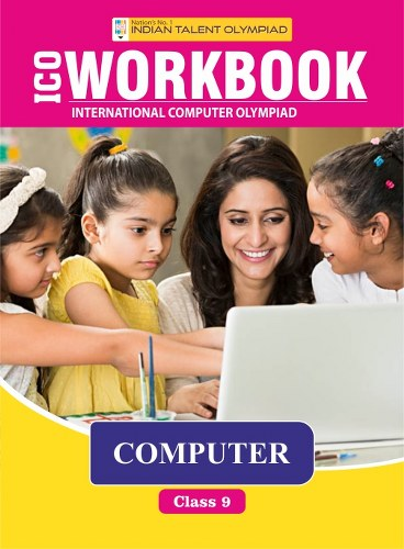 Indian Talent Olympiad Computer Olympiad Book For Class 9