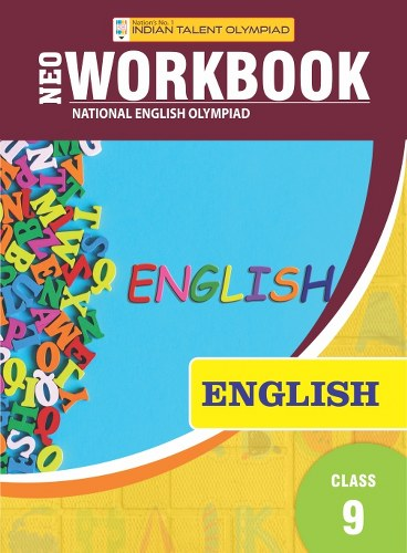 Indian Talent Olympiad English Olympiad Book For Class 9