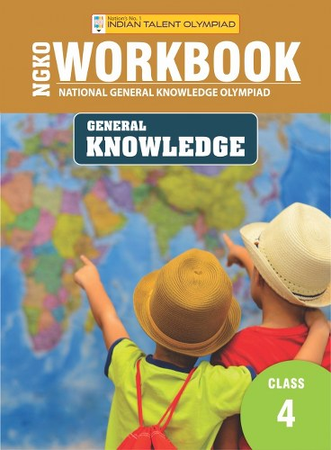 Indian Talent Olympiad GK Olympiad Book For Class 4