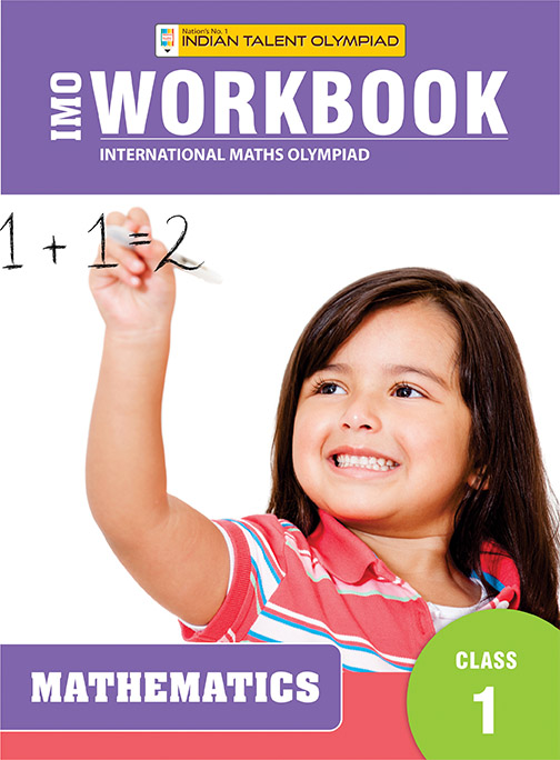Indian Talent Olympiad Maths Olympiad Book For Class 1