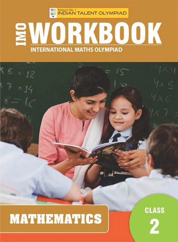 Indian Talent Olympiad Maths Olympiad Book For Class 2