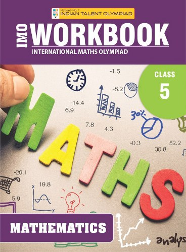 Indian Talent Olympiad Maths Olympiad Book For Class 5