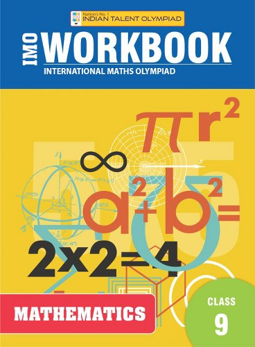 Indian Talent Olympiad Maths Olympiad Book For Class 9