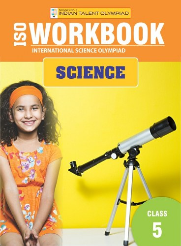 Indian Talent Olympiad Science Olympiad Book For Class 5