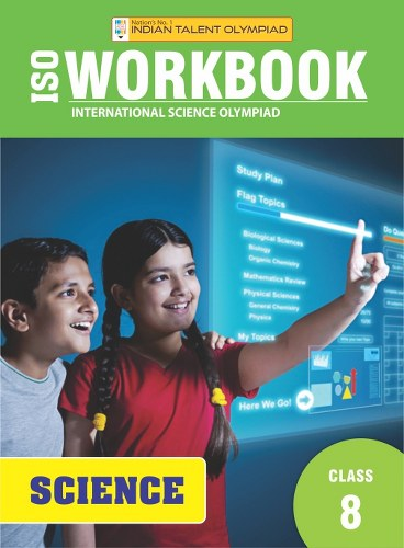 Indian Talent Olympiad Science Olympiad Book For Class 8