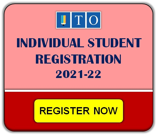 Individual Student Registration 2021-22 Register Now Button