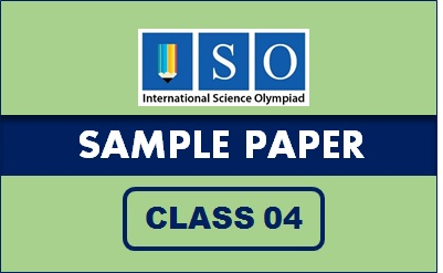 ISO Sample Paper Class 4