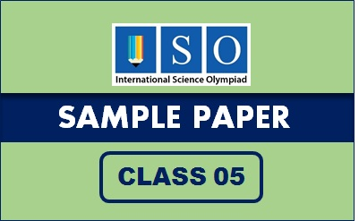 ISO Sample Paper Class 5