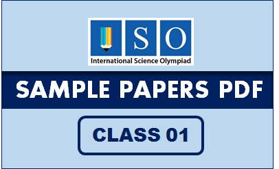 ISO Sample Paper Class 1 PDF Button