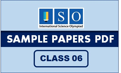 ISO Sample Paper Class 6 PDF Button