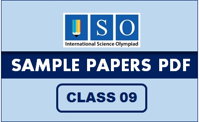 ISO Sample Paper Class 9 PDF Button