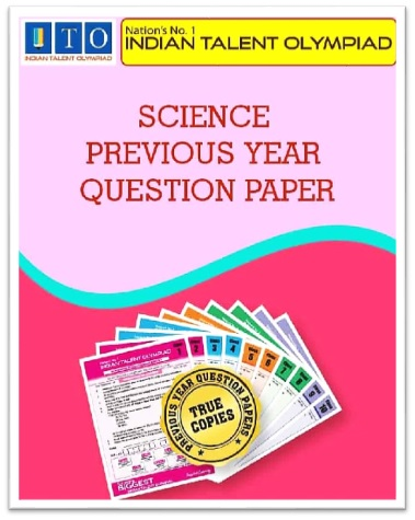 ISO Science Olympiad Previous Year Question Paper