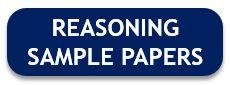 Logical Reasoning Sample Paper Button