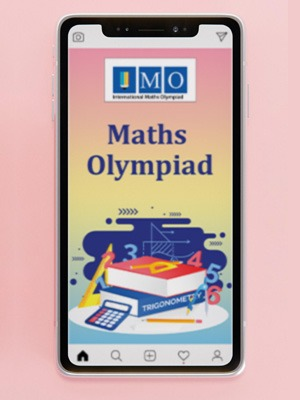 Maths Olympiad Mobile Image