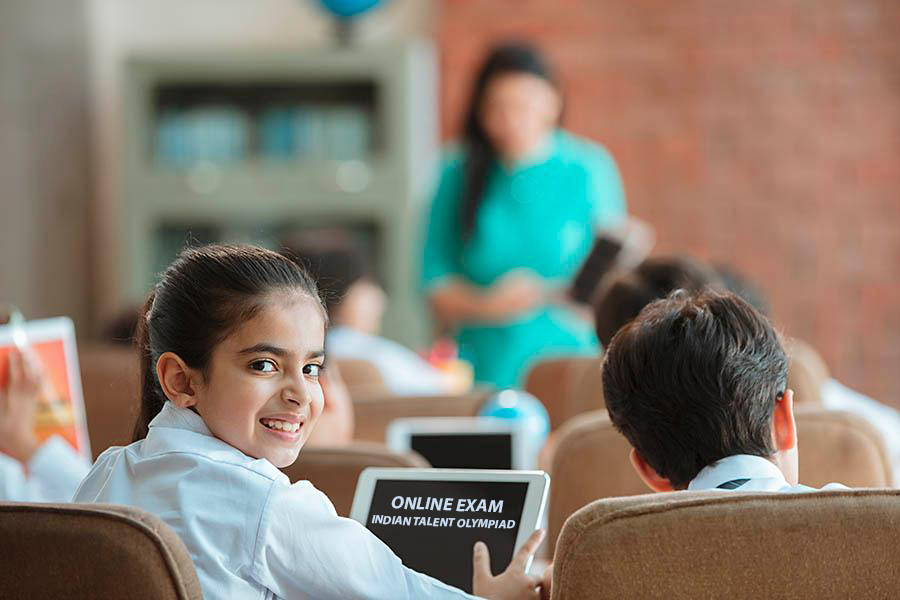 Online Monthly Olympiad for Class 1 to 10 Student