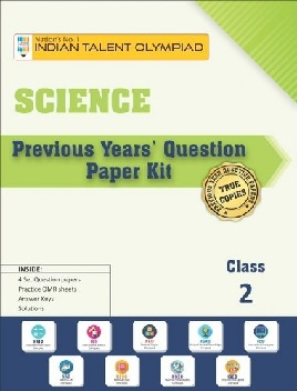 Science Olympiad Previous Year Question Paper Class 2