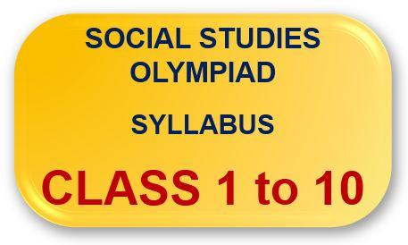 Social Studies Olympiad Syllabus Button